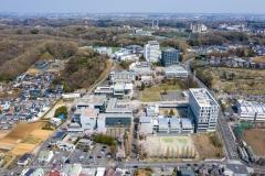 工学院大学 八王子キャンパス3号館