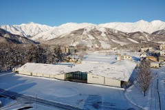snow peak LANDSTATION HAKUBA